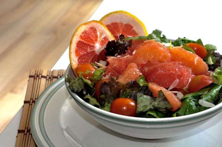Salmone-Salad – Heute gibt's Lachs!