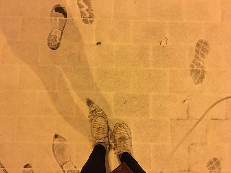 Geschützt: Der erste Schnee im neuen Jahr